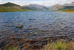 Озеро Джека Лондона